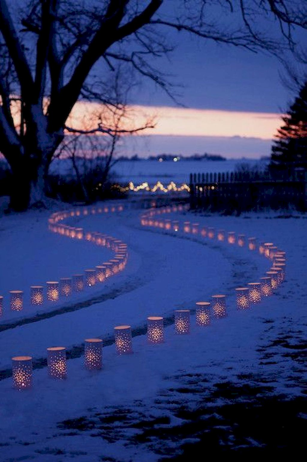 Cool Outdoor Christmas Lights Decoration Ideas