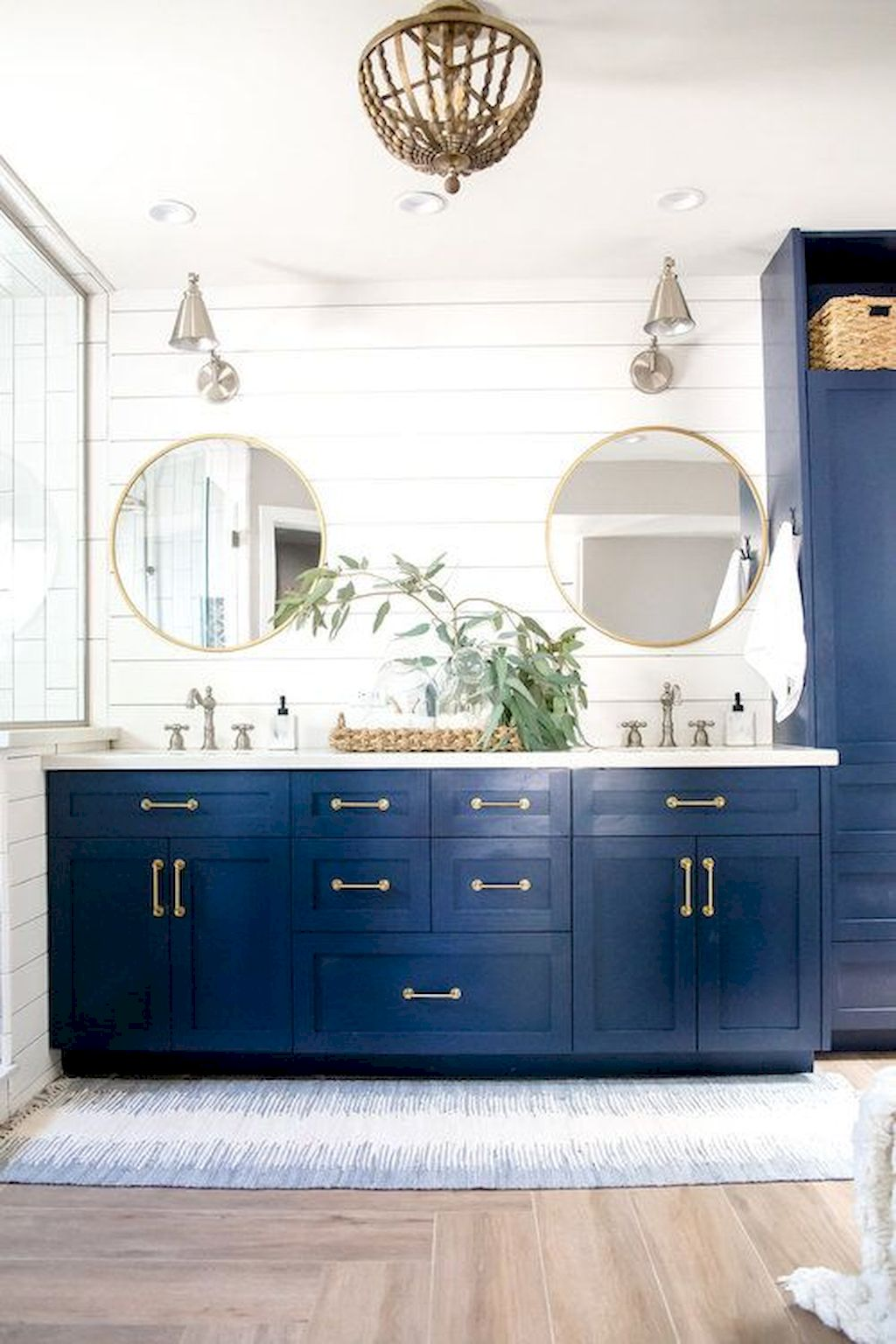 Cool Stylish Color Scheme For Your Bathroom