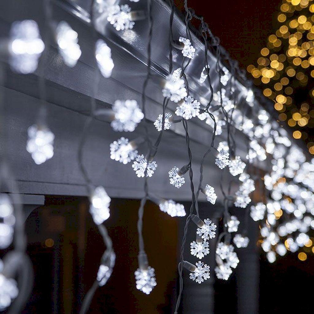 Fabulous Outdoor Christmas Lights Decoration Ideas