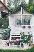 Fascinating Playhouse Plan Into Your Existing Backyard Space
