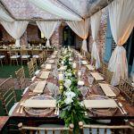 Marvelous Beautiful Winter Wedding Decoration Ideas