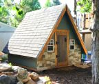 Normous Playhouse Plan Into Your Existing Backyard Space
