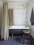Ravishing Stylish Color Scheme For Your Bathroom
