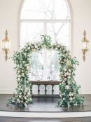 Wonderful Beautiful Winter Wedding Decoration Ideas