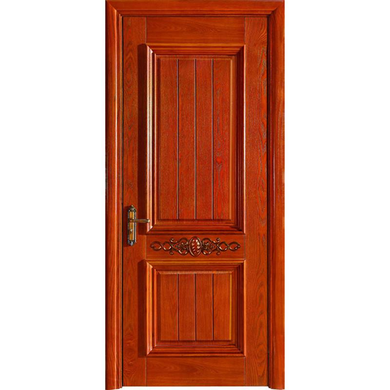 Original wooden door