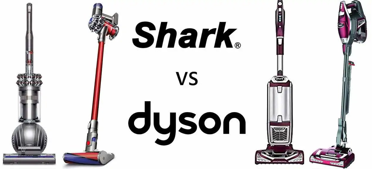 Shark Vs Dyson Which Vacuum Is Best