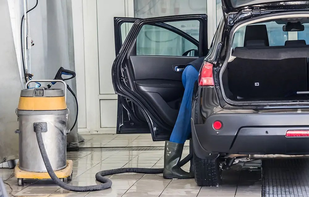How To Vacuum Your Car Like A Pro Home Vacuum Zone