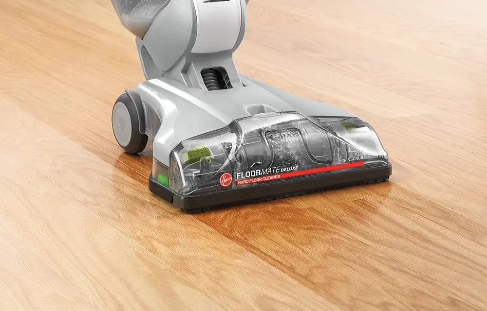 how to use a steam mop on hardwood floor