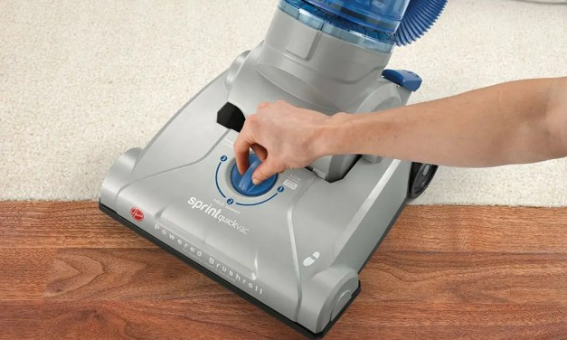 Hoover UH20040 Sprint Upright Vacuum Review