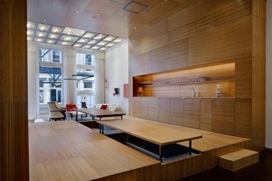 Wood Based Interior Design