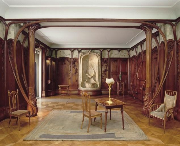 Art Nouveau Interior Design 2