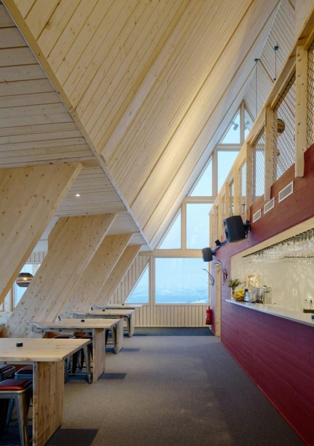 Mountain Restaurant Bjork Mountains - Home Vanities 07