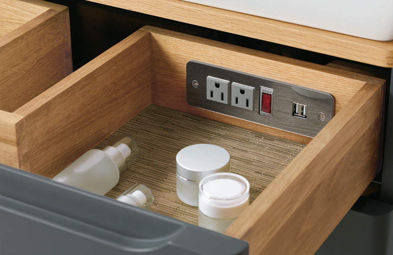 Ronbow shelf outlet