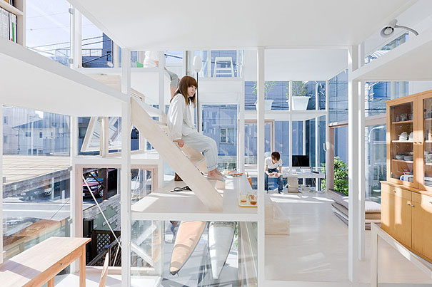 transparent house in japan 5