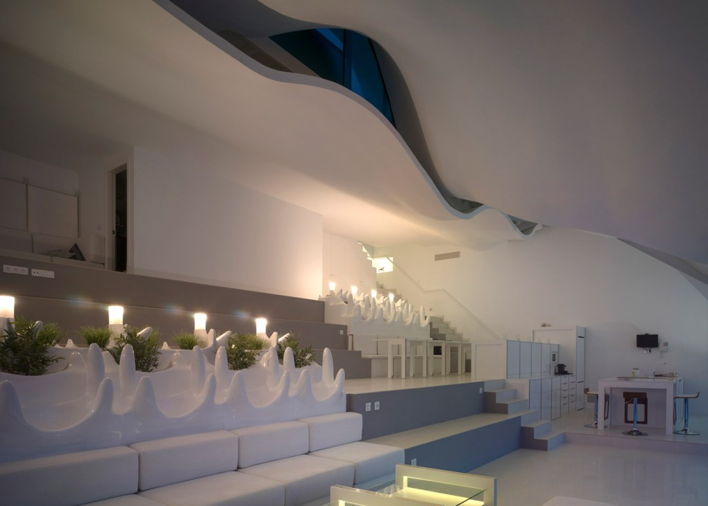 house on a cliff interior design 2
