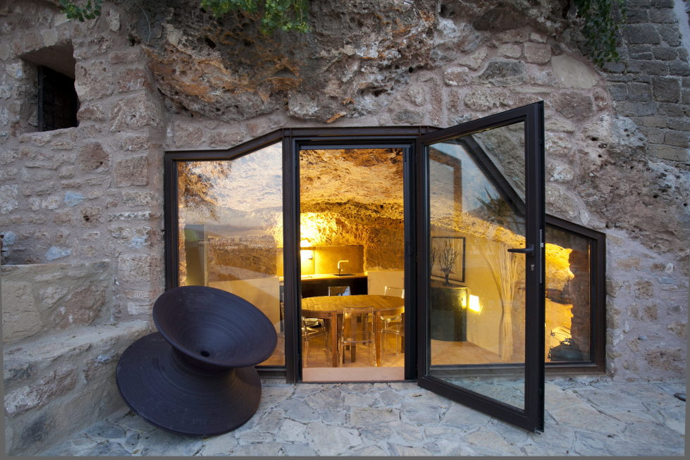 Cave House Sicily Italy
