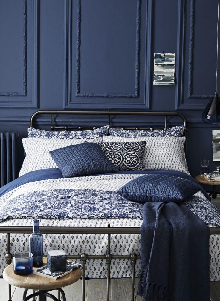 dark blue bedroom 4