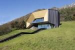 Perfect Italian Alps Minimalist Villa