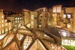 Enric Miralles' Stunning Scottish Parliament Building