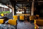 Bunker Restaurant, Thailand by Lump