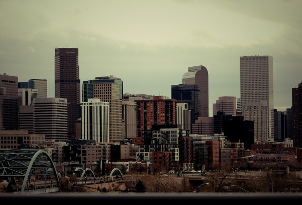 top architetural landmarks of Denver