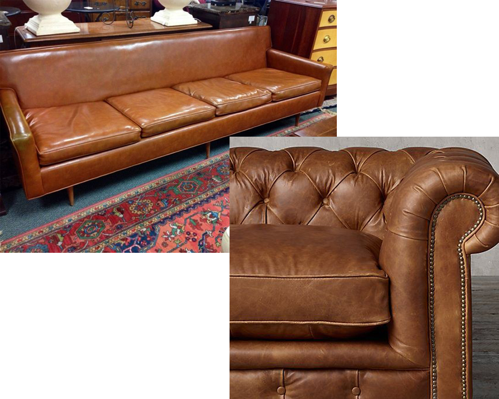 Cushion Poang Leather