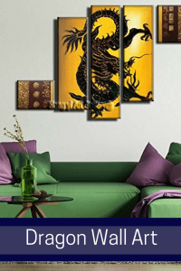 Dragon wall Art - dragon wall art decor