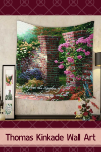 Thomas Kinkade Wall Art