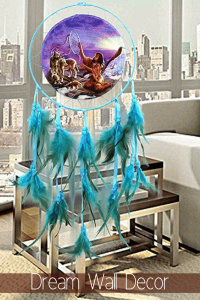 Beautiful Dream catcher wall decor -Dream Wall Decor -