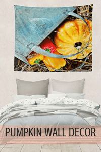 Pumpkin Wall Decor - Cute Pumpkin Wall Art