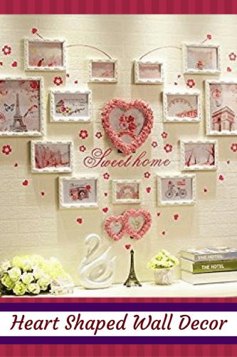 Heart Shaped Wall Decor