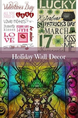 Holiday Wall Decor