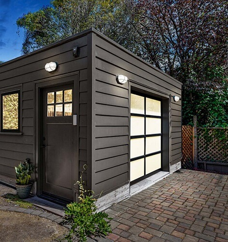 ADU, backyard home, garage house