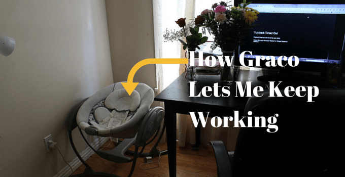 How Graco Lets Me Keep Working