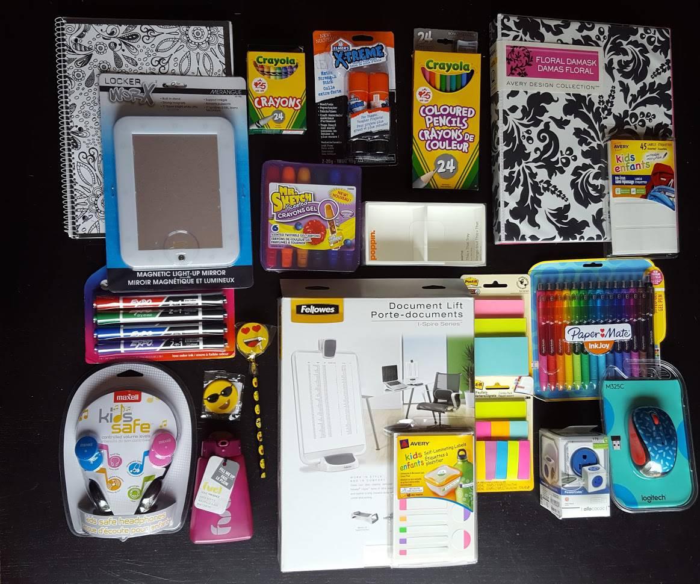 back-to-school necessities