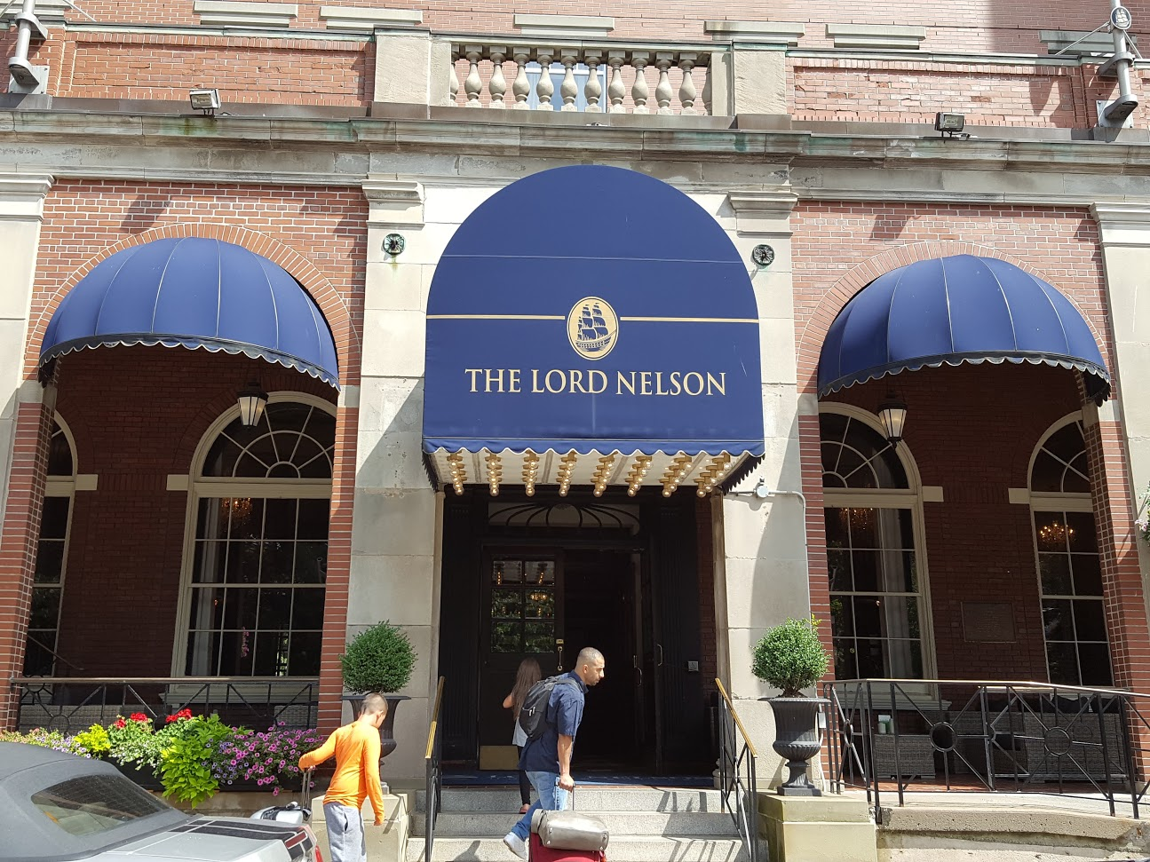 Halifax: The Lord Nelson Hotel & Suites