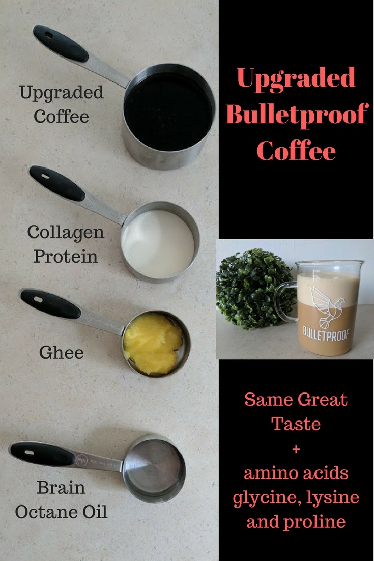 Bulletproof360 Upgraded Coffee