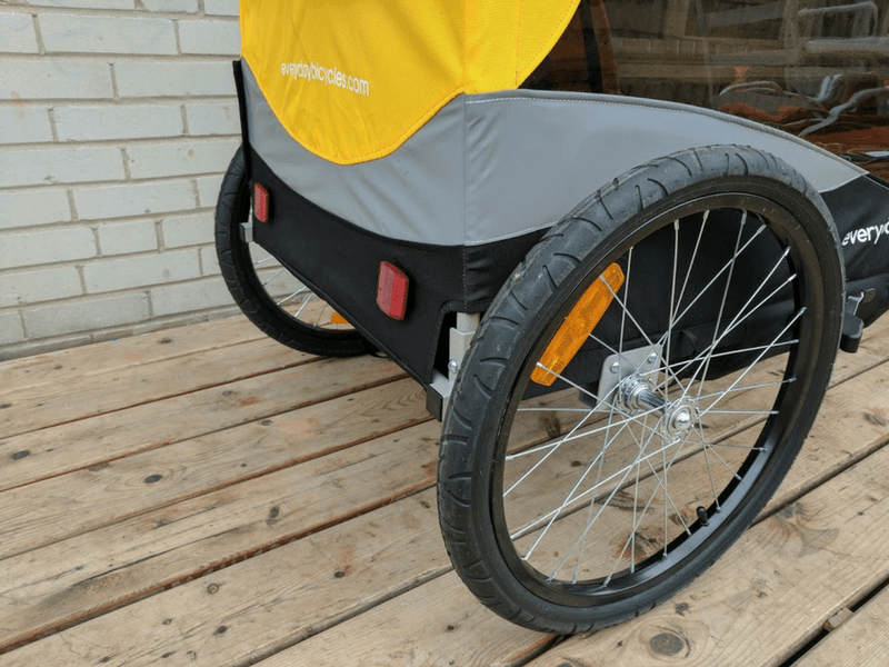 Traveler Lite Bike Trailer from Everyday Bicycles