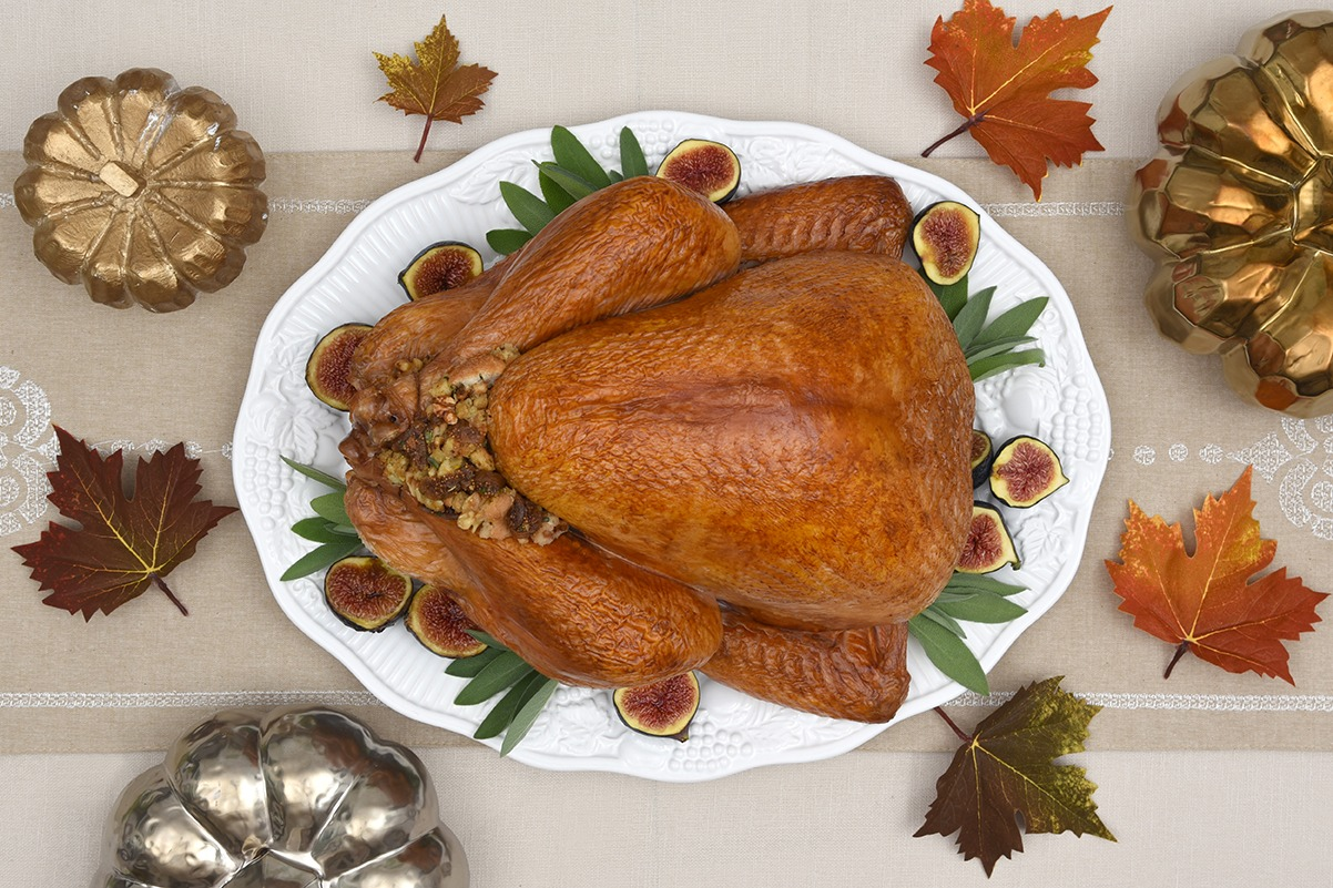 all-in-one thanksgiving dinner bowl