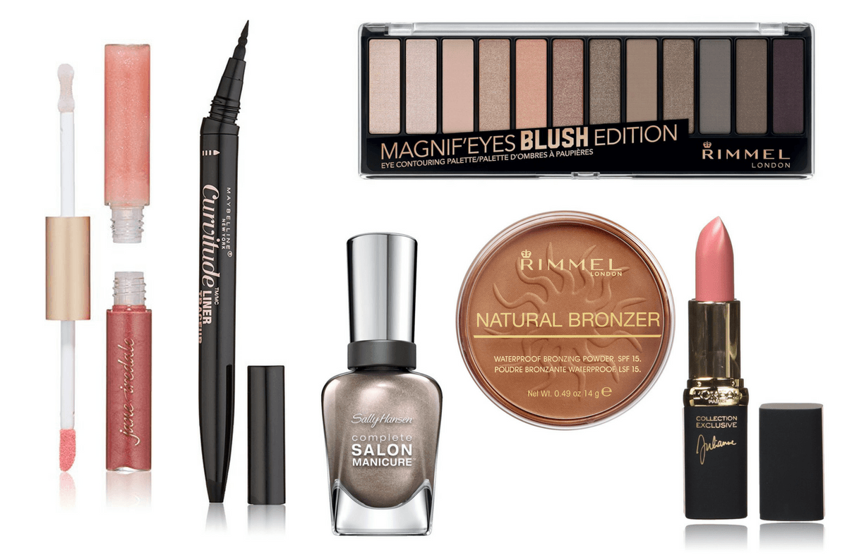 Fave Beauty Items