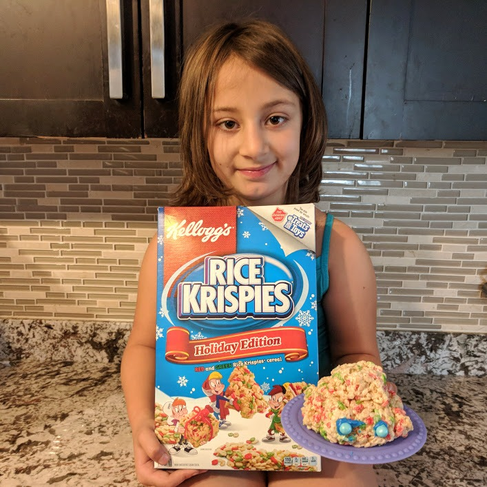 Kellogg's Rice Krispies Treats For Toys + Giveaway