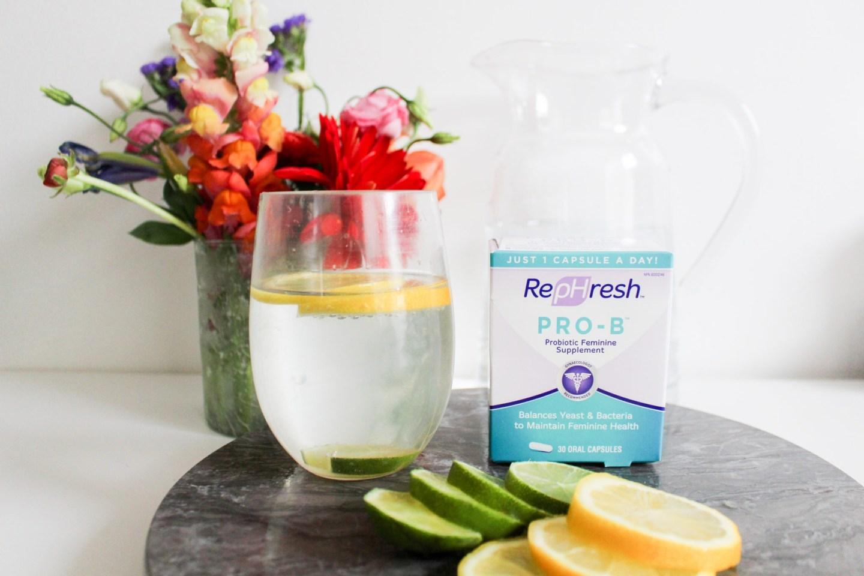 Improving Your Feminine Health with RepHresh™ Pro-B™ Probiotic Feminine Supplement #pHBalancingAct