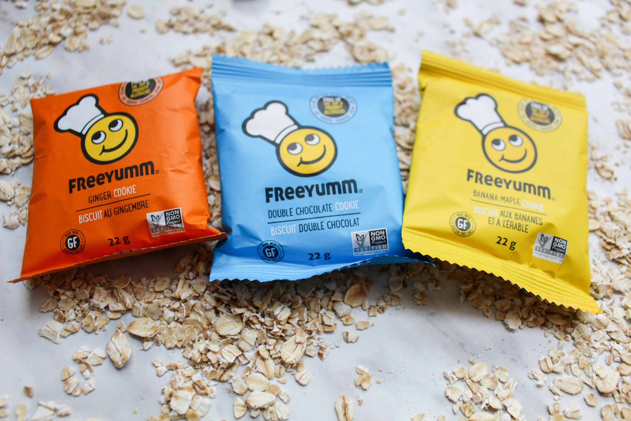 FreeYumm Allergen-Friendly Snacks