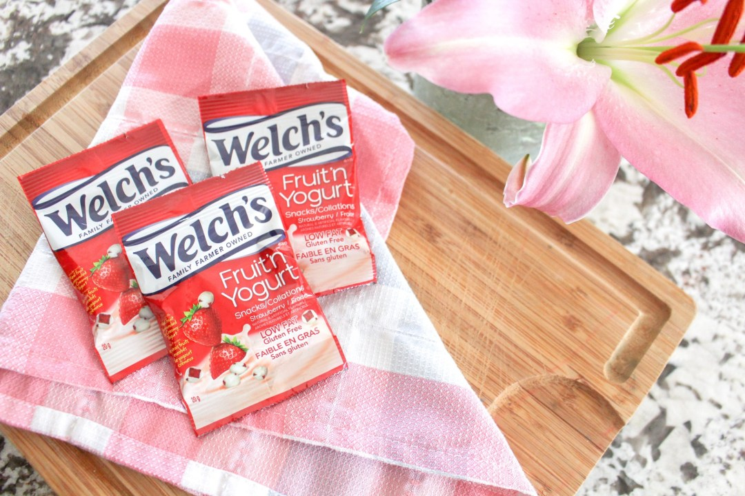 Winning Snack Time with Welch's #WelchsFruitnYogurtSnacks