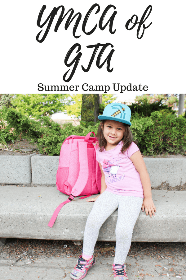 YMCA GTA Summer Camp Update