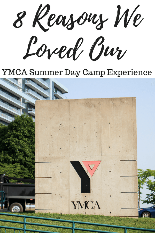 8 Reasons We Loved Our YMCA Summer Day Camp Experience