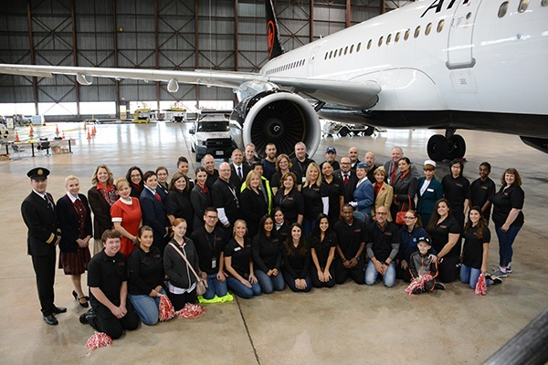 Air Canada Foundation Continues to Support the 2018 Rally for Kids