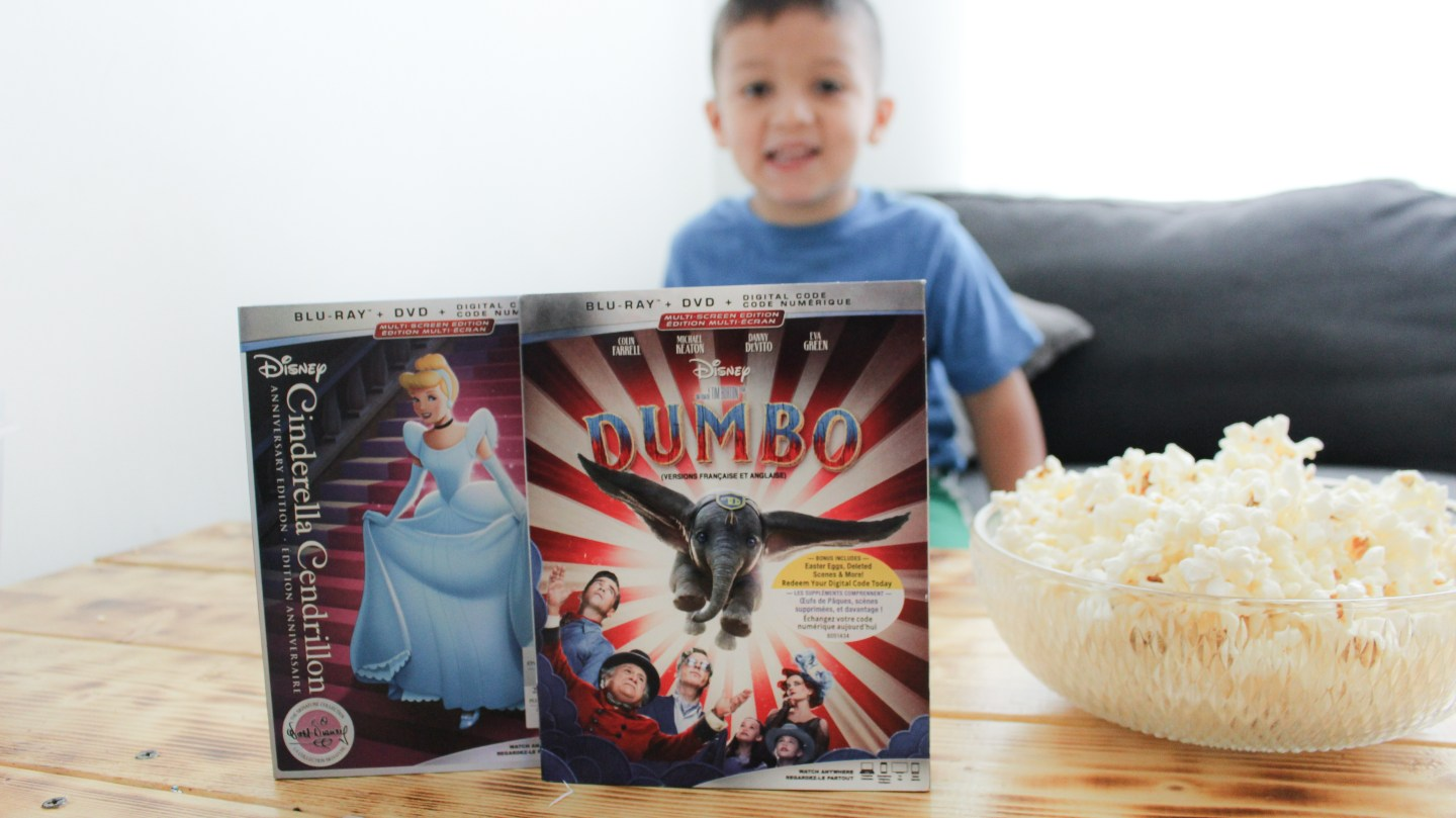 dumbo and cinderella movie review