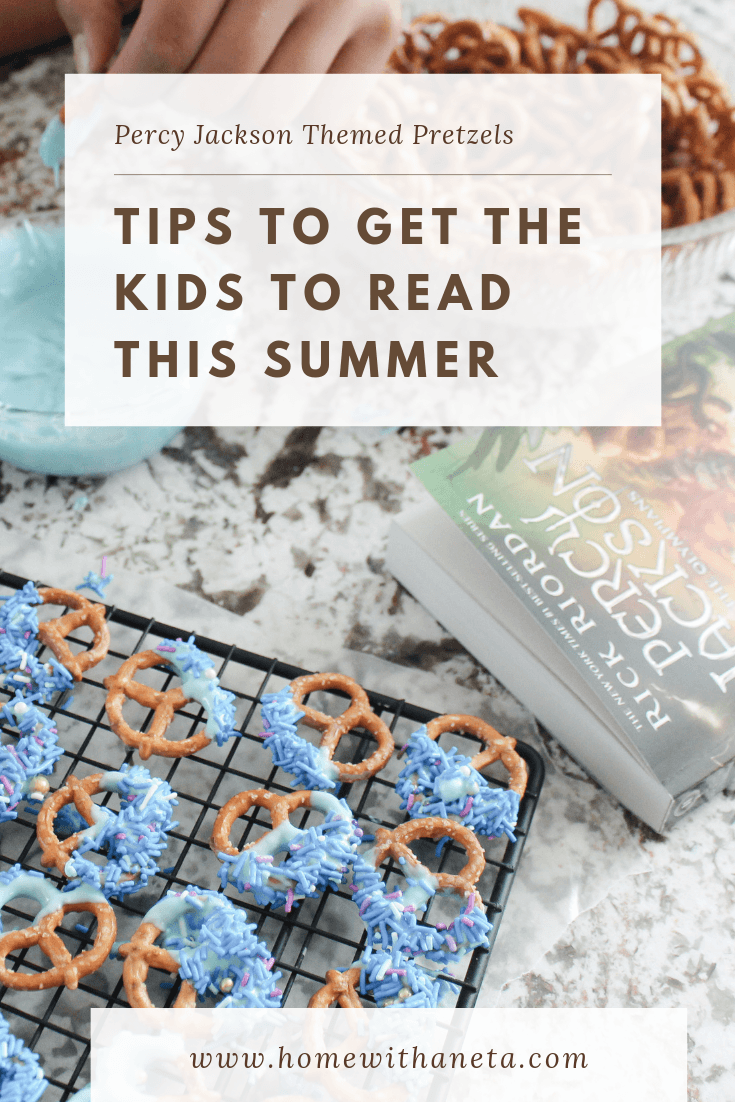 Tips to Get the Kids to Read This Summer