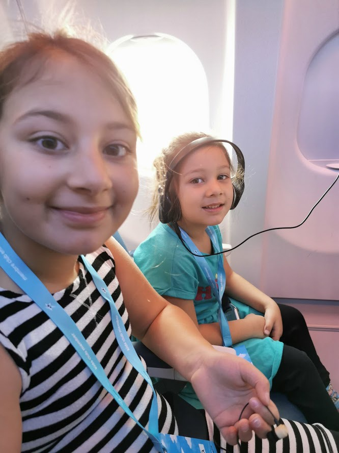Perks + Benefits While Flying Air Transat - Air Transat Kids Club and Options Plus